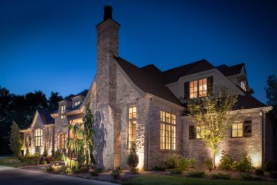 Landscape Wall Lighting St. Louis